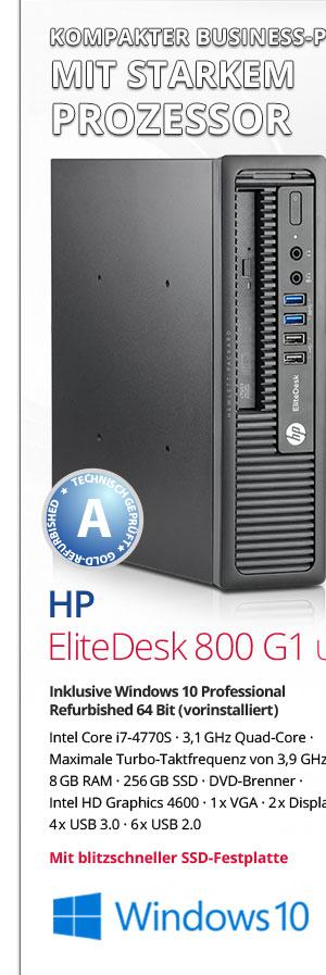 Bild von HP Elitedesk 800 G1 USDT
