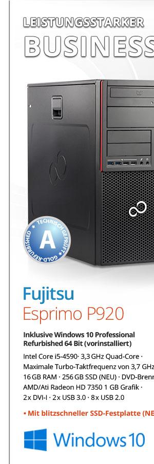 Bild von Fujitsu Esprimo P920