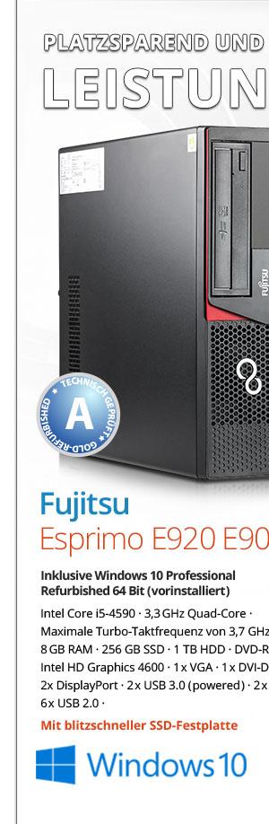 Bild von Fujitsu Esprimo E920 E90+