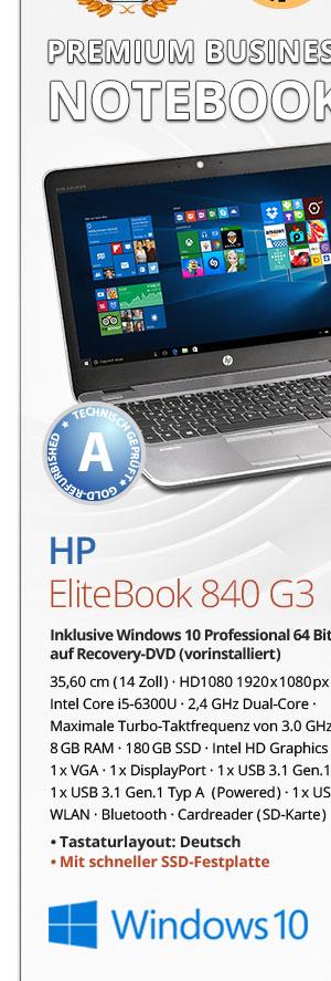 Bild von HP Elitebook 840 G3