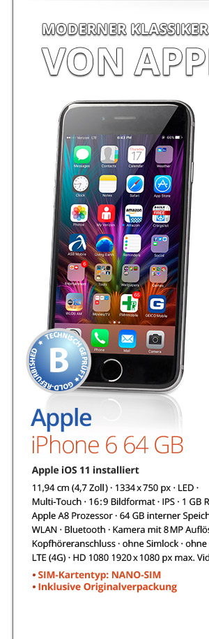 Bild von Apple iPhone 6
