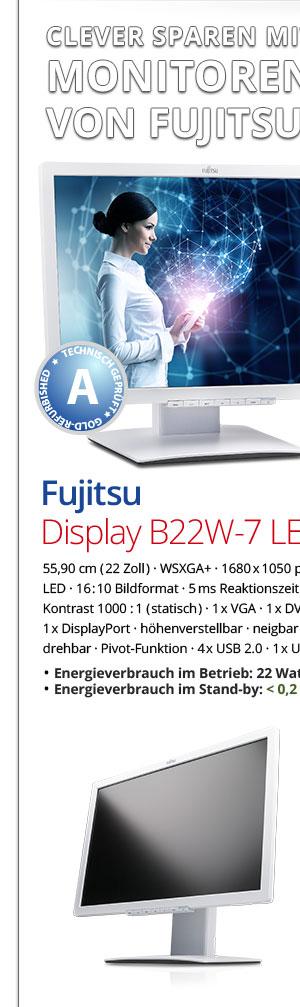 Bild von Fujitsu Display B22W-7 LED