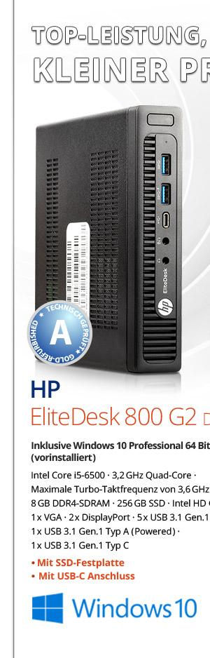 Bild von HP EliteDesk 800 g2 dm