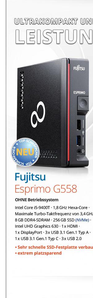 Bild von Fujitsu Esprimo G558