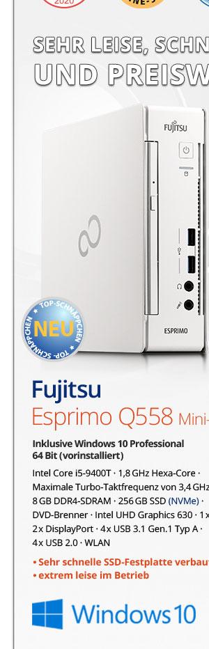 Bild von Fujitsu Esprimo Q558