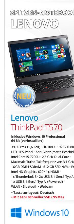 Bild von Lenovo Thinkpad T570