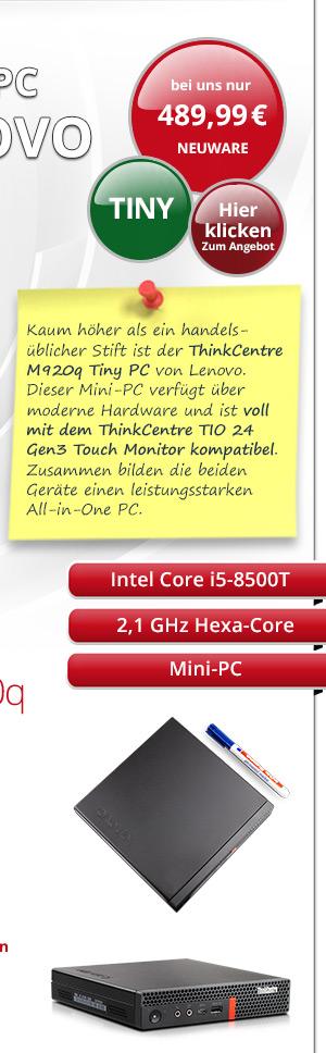 Bild von Lenovo ThinkCentre M920q