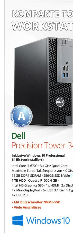 Bild von Dell Precision tower 3420