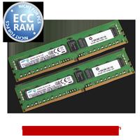 Samsung RDIMM DDR4 M393A1G40DB0 CPB Zweimal 16GB (2x8GB) KIT
